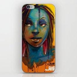 Afro Brazilian iPhone Skin