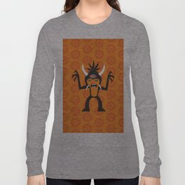 3 Eye Monster Long Sleeve T-shirt