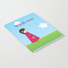 You're Bee-utiful! Notebook
