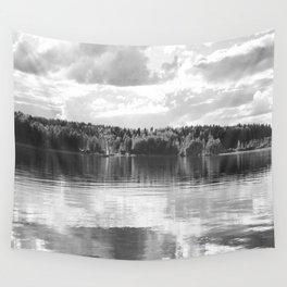 Reflections On A Lake #decor #society6 Wall Tapestry