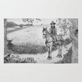 The Witchfinder General Rug