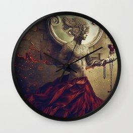 Exegesis Wall Clock