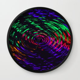 Fruit Ripple Wall Clock
