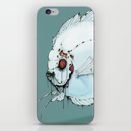 Zombie Discus iPhone Skin