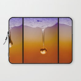Snow Melt Laptop Sleeve