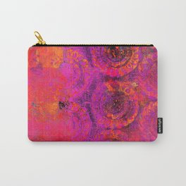 Pink Happiness Carry-All Pouch