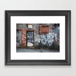 1332-34 Framed Art Print