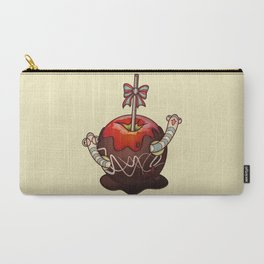 SWEET WORMS 2 - caramel apple Carry-All Pouch