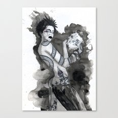 Mage Canvas Print