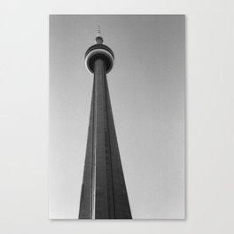 i HEART toronto Canvas Print