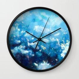 Oud-Zuid, Amsterdam 1059 Wall Clock