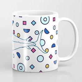 Memphis Ocean #3 Coffee Mug