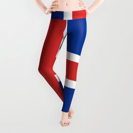 Flag: Iceland Leggings