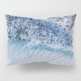 waiting for the tide Pillow Sham