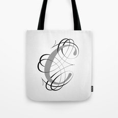 The Letter C Tote Bag