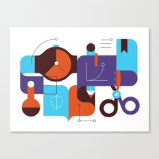 Education Canvas Print