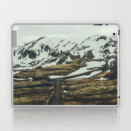 iceland road trip Laptop & iPad Skin