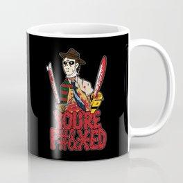 Slasher Mash (NSFW) Coffee Mug