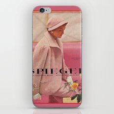 1954 Spring/Summer Catalog Cover iPhone & iPod Skin