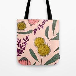 Floating Garden Tote Bag