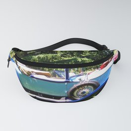 """Sunday Afternoon II"" by ICA PAVON Fanny Pack"