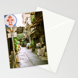 Streets of Taipei Stationery Cards