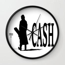 CASH Wall Clock