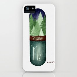 Vitamin N2 iPhone Case