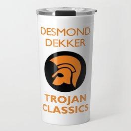 Classic Trojan Travel Mug