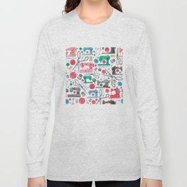 Sewing Pattern. Long Sleeve T-shirt