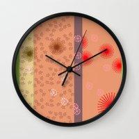 yoshi Wall Clocks featuring yoshi by fiona mcdonald