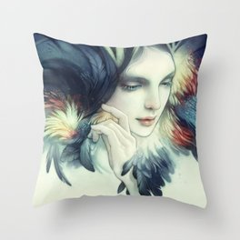 Tavuk Throw Pillow