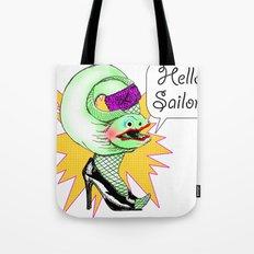 Hello Sailor! Tote Bag