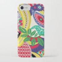 rio de janeiro iPhone & iPod Cases featuring RIO DE JANEIRO 001 by Maca Salazar