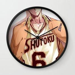 Kuroko no Basket Wall Clock