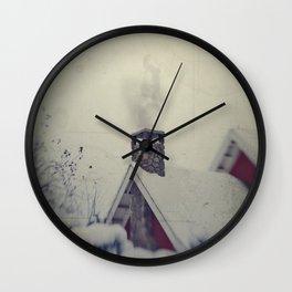 Getaway Wall Clock
