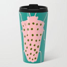 arthropod teal Travel Mug