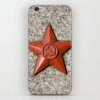 soviet iPhone & iPod Skins featuring Soviet star by Cozmic Photos