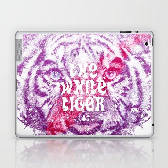 The White Tiger (Savage Version) Laptop & iPad Skin