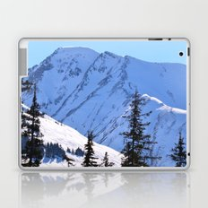 Back-Country Skiing  - V Laptop & iPad Skin