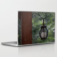 lantern Laptop & iPad Skins featuring Lantern by Lord Toby