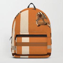 Butterscotch Stripes Backpack