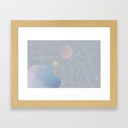 MANTRA #3 Framed Art Print