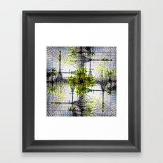 Dilate knob equator rascal. Framed Art Print