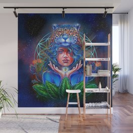 Earth Mother Wall Mural