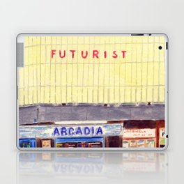 THE FUTURIST Laptop & iPad Skin