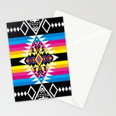 Big Diamond CMYK Stationery Cards