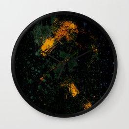 Coffee - 0001 - Atlas Wall Clock