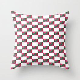 Flamboyant Throw Pillow