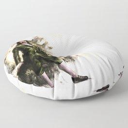 Non-stop Floor Pillow